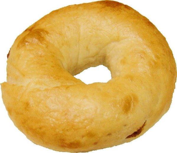 画像1: 白玉あんこベーグル (1袋2個入り) (1)